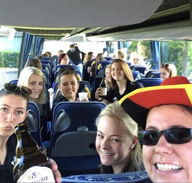 Busfahrt nach Regensburg